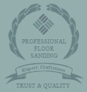Professional wood floor sanding